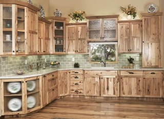 Stunning Country Farmhouse Design Ideas For Kitchen 02