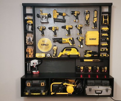 Superb Tool Organization Design Ideas 12