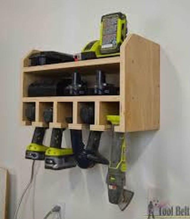 Superb Tool Organization Design Ideas 47