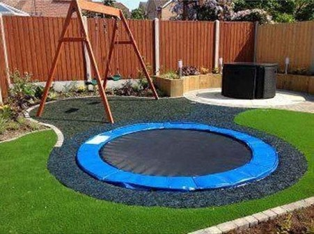 Awesome Frontyard Garden Design Ideas For Kids Playground Playground 15