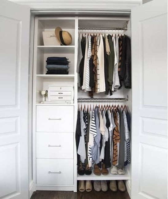Beautiful Concept Of A Wardrobe Ideas For Bedroom 52