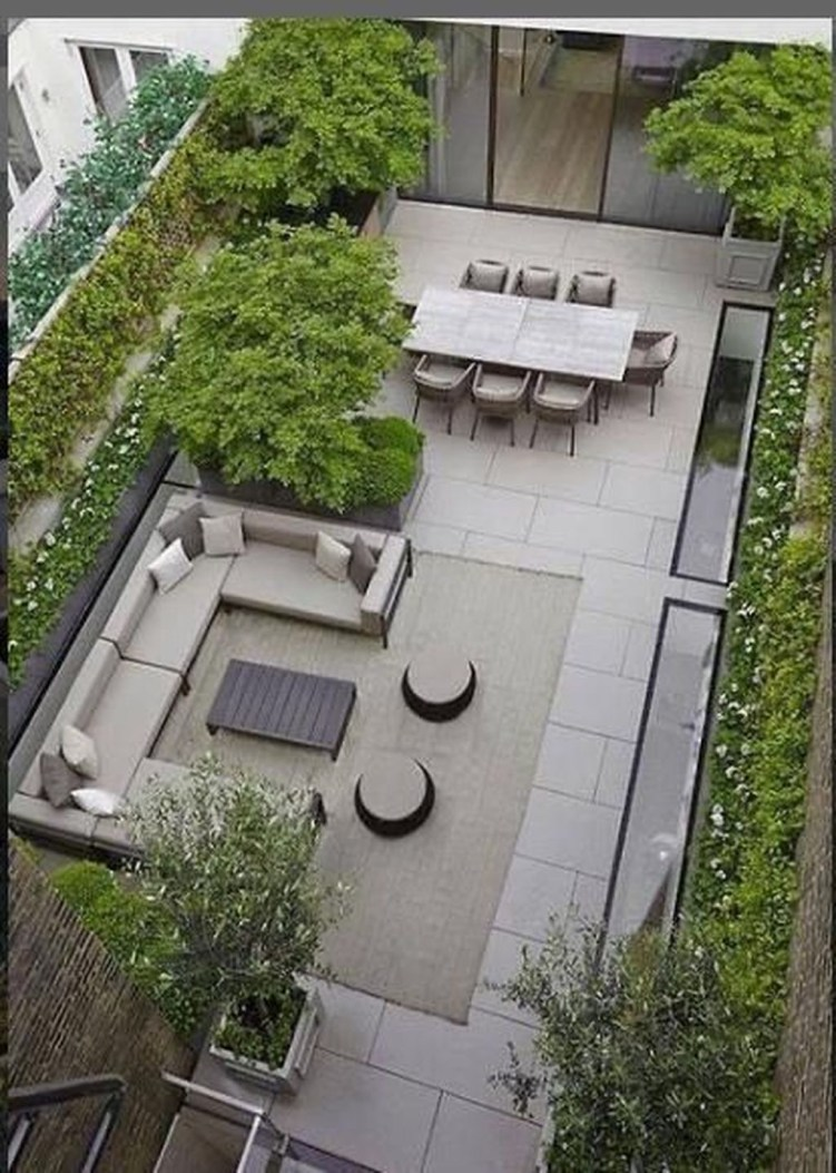 Cool Terrace Design Ideas 12