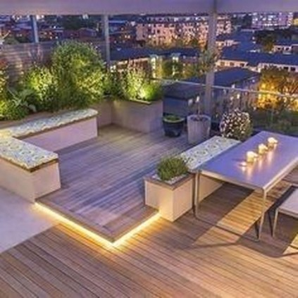 Cool Terrace Design Ideas 31