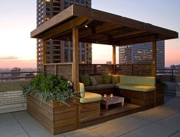 Cool Terrace Design Ideas 35
