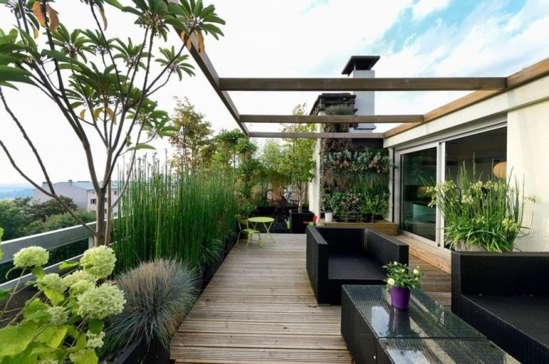 Cool Terrace Design Ideas 37