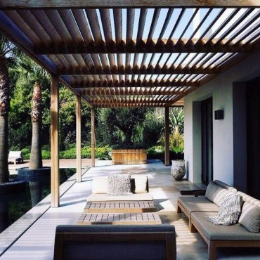 Cool Terrace Design Ideas 39