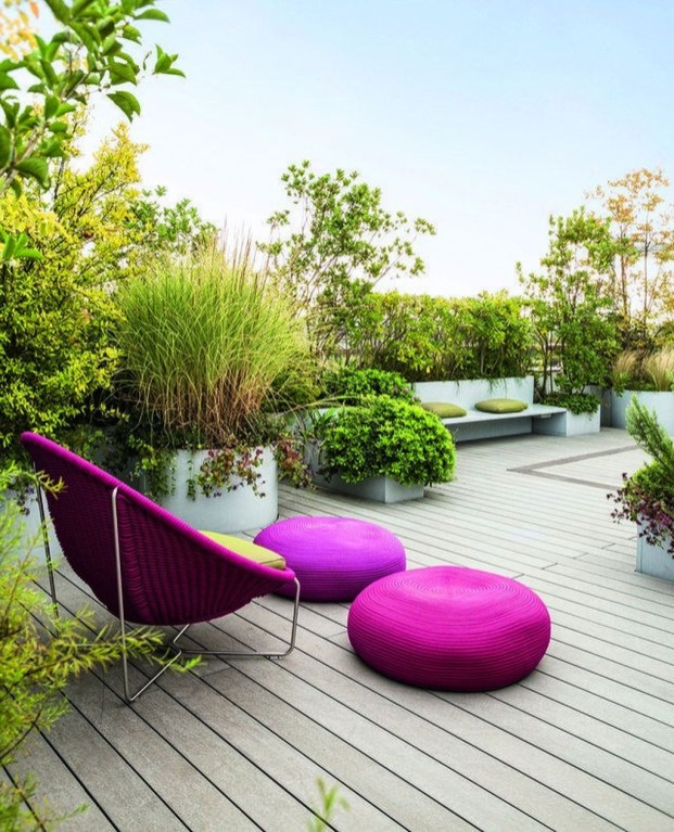 Cool Terrace Design Ideas 48