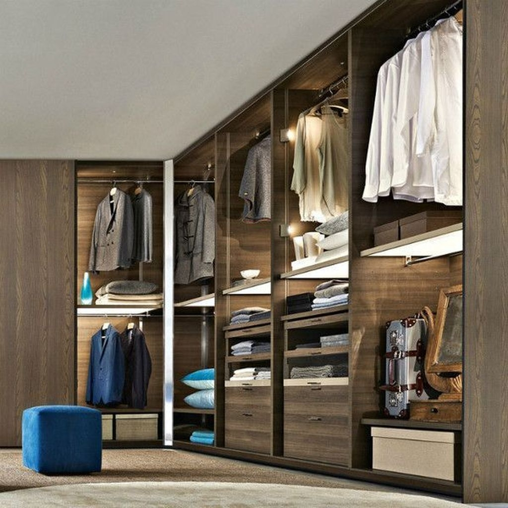 Delicate Wardrobe Designs Ideas For Nowadays 51