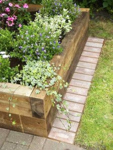 Fancy Garden Bed Borders Ideas For Vegetable And Flower 31