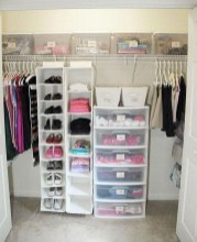 Inexpensive Bedroom Organization Ideas On A Budget 30