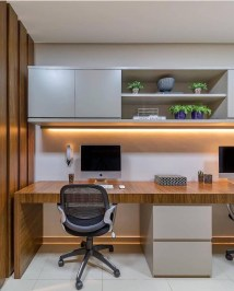 Lovely Small Home Office Ideas 01
