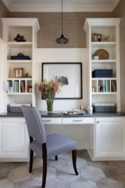 Lovely Small Home Office Ideas 02