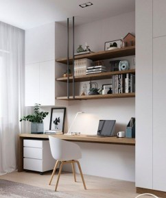 Lovely Small Home Office Ideas 11