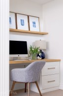 Lovely Small Home Office Ideas 13