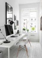 Lovely Small Home Office Ideas 14