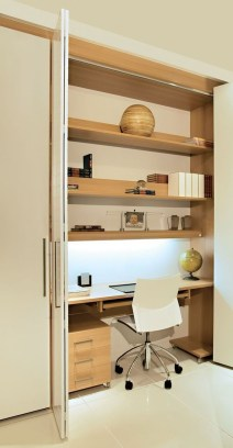 Lovely Small Home Office Ideas 15