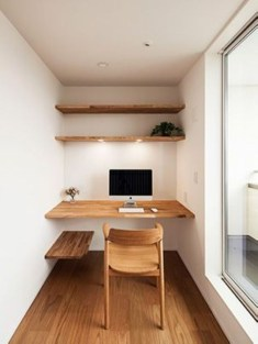 Lovely Small Home Office Ideas 29
