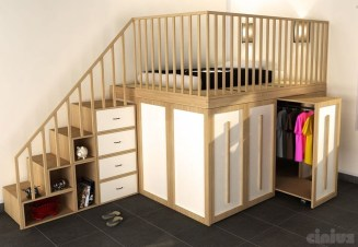 Simple Space Saving Furniture Ideas For Home 53
