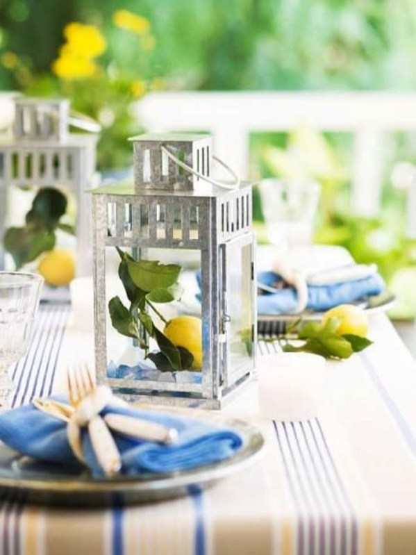 Unordinary Summer Centerpiece Ideas For Home 51