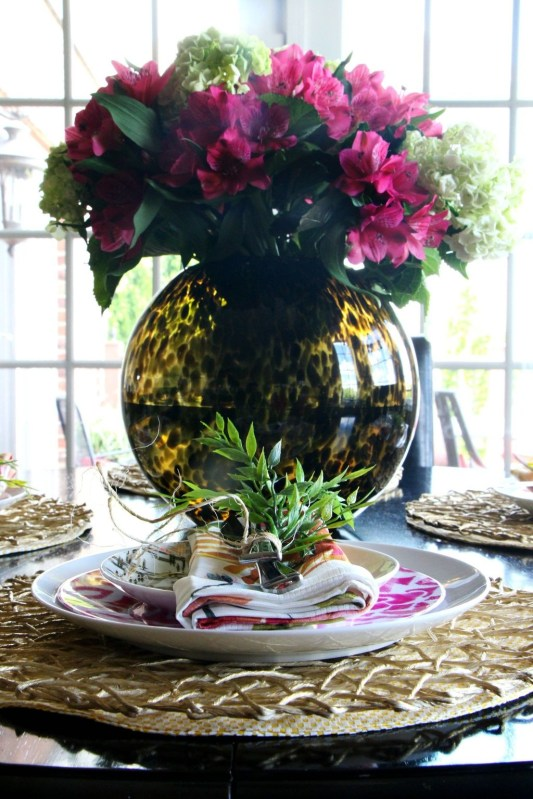 Unordinary Summer Centerpiece Ideas For Home 52