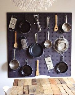 Adorable Cooking Tools Organizing Ideas For Mess 50