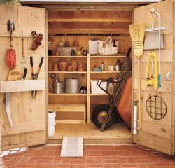 Adorable Garden Shed Organisations Ideas For Garden Looks Modern 40