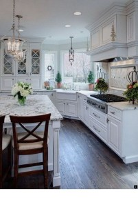 Atttractive Coastal Kitchen Design Ideas That Always Look Great 26