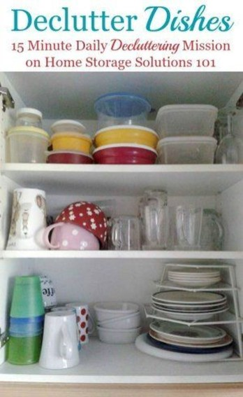 Best Ideas To Declutter Kitchen With The Konmari Method 18