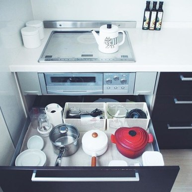 Best Ideas To Declutter Kitchen With The Konmari Method 38