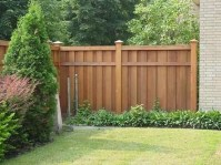 Charming Privacy Fence Ideas For Gardens 39