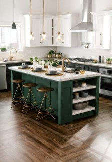 Cool Colorful Kitchen Decor Ideas For Summer 02