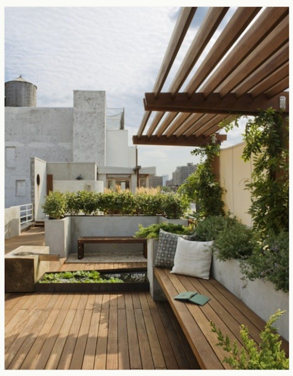 Cozy Home Terrace Design Ideas For Summer To Try Nowaday 05