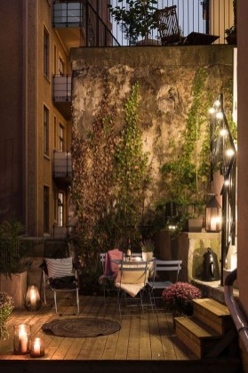 Cozy Home Terrace Design Ideas For Summer To Try Nowaday 20