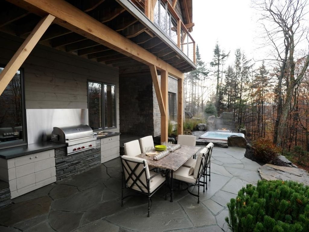 Cozy Home Terrace Design Ideas For Summer To Try Nowaday 24