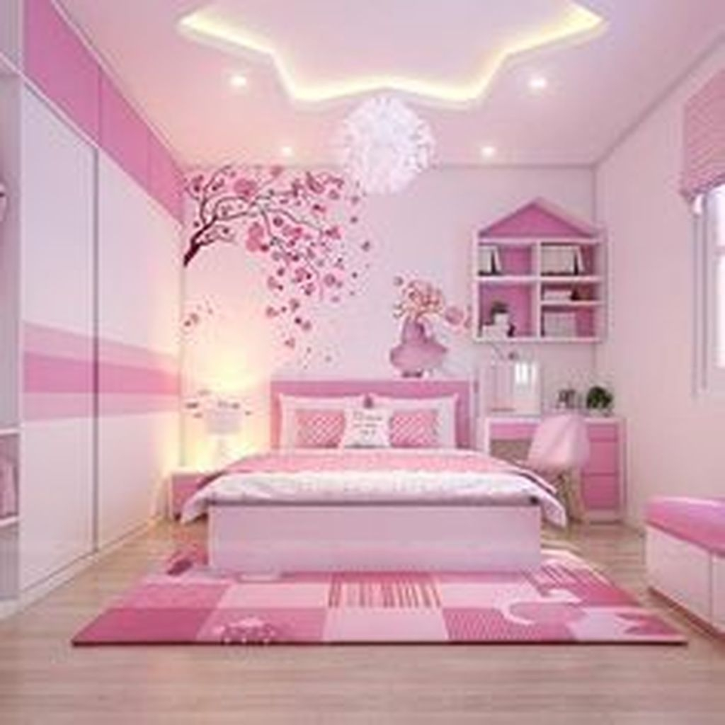 30 Cute Teen Girl Bedroom Design Ideas You Need To Know