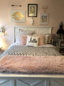 Cute Teen Girl Bedroom Design Ideas You Need To Know 24