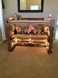 Elegant Mini Bar Design Ideas That You Can Try On Home 10
