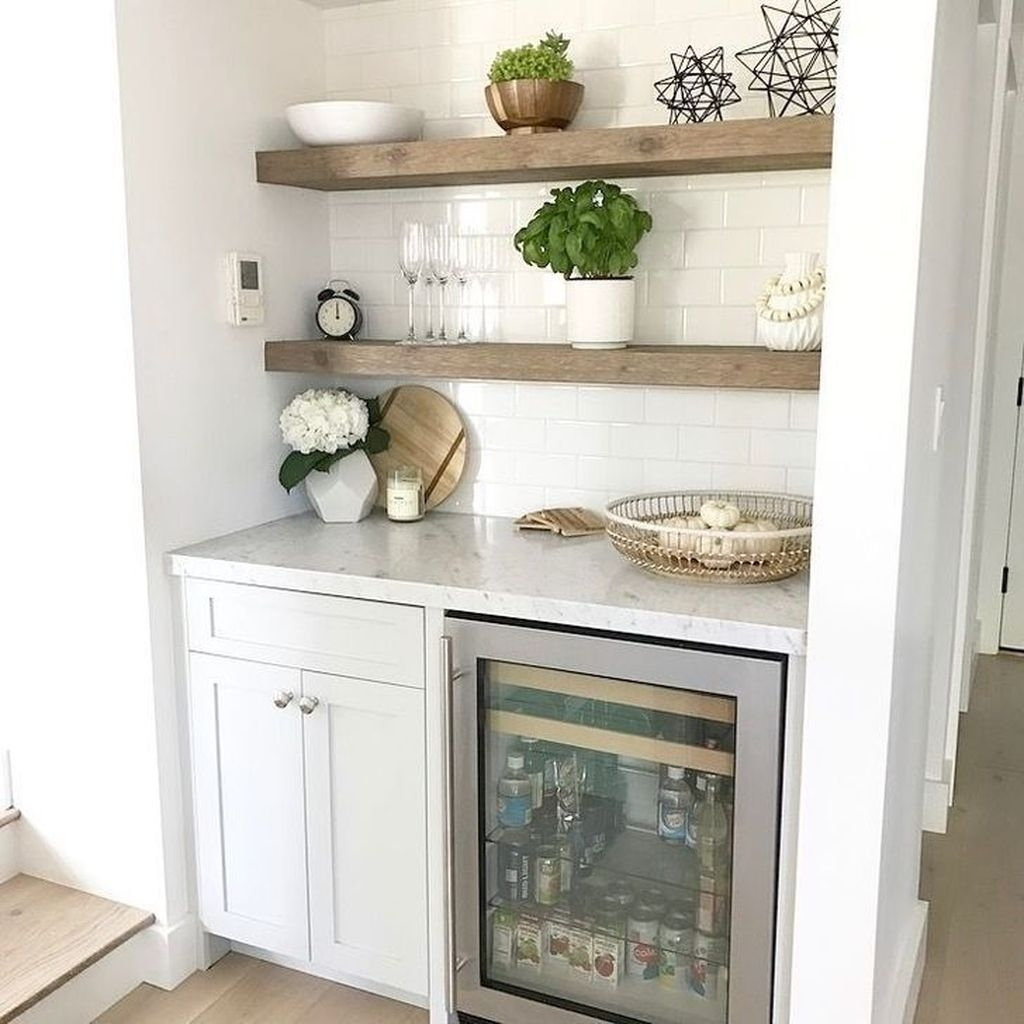 Elegant Mini Bar Design Ideas That You Can Try On Home 21