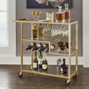 Elegant Mini Bar Design Ideas That You Can Try On Home 22