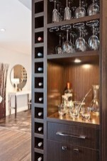 Elegant Mini Bar Design Ideas That You Can Try On Home 35