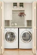 Fascinating Small Laundry Room Design Ideas 20
