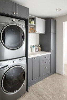 Fascinating Small Laundry Room Design Ideas 26