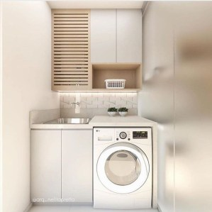 Fascinating Small Laundry Room Design Ideas 45