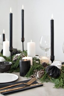 Hottest Christmas Table Decorating Ideas For You 07