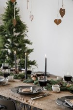 Hottest Christmas Table Decorating Ideas For You 42