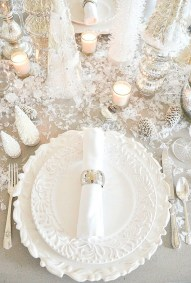 Hottest Christmas Table Decorating Ideas For You 48