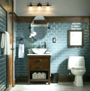 Incredible Bathroom Design Ideas For Summer 15