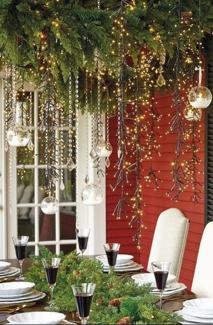 Latest Diy Christmas Lights Decorating Ideas 01