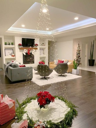 Latest Diy Christmas Lights Decorating Ideas 21