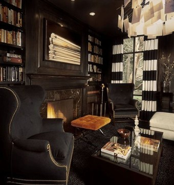 Magnificient Home Design Ideas With Library You Should Keep 10